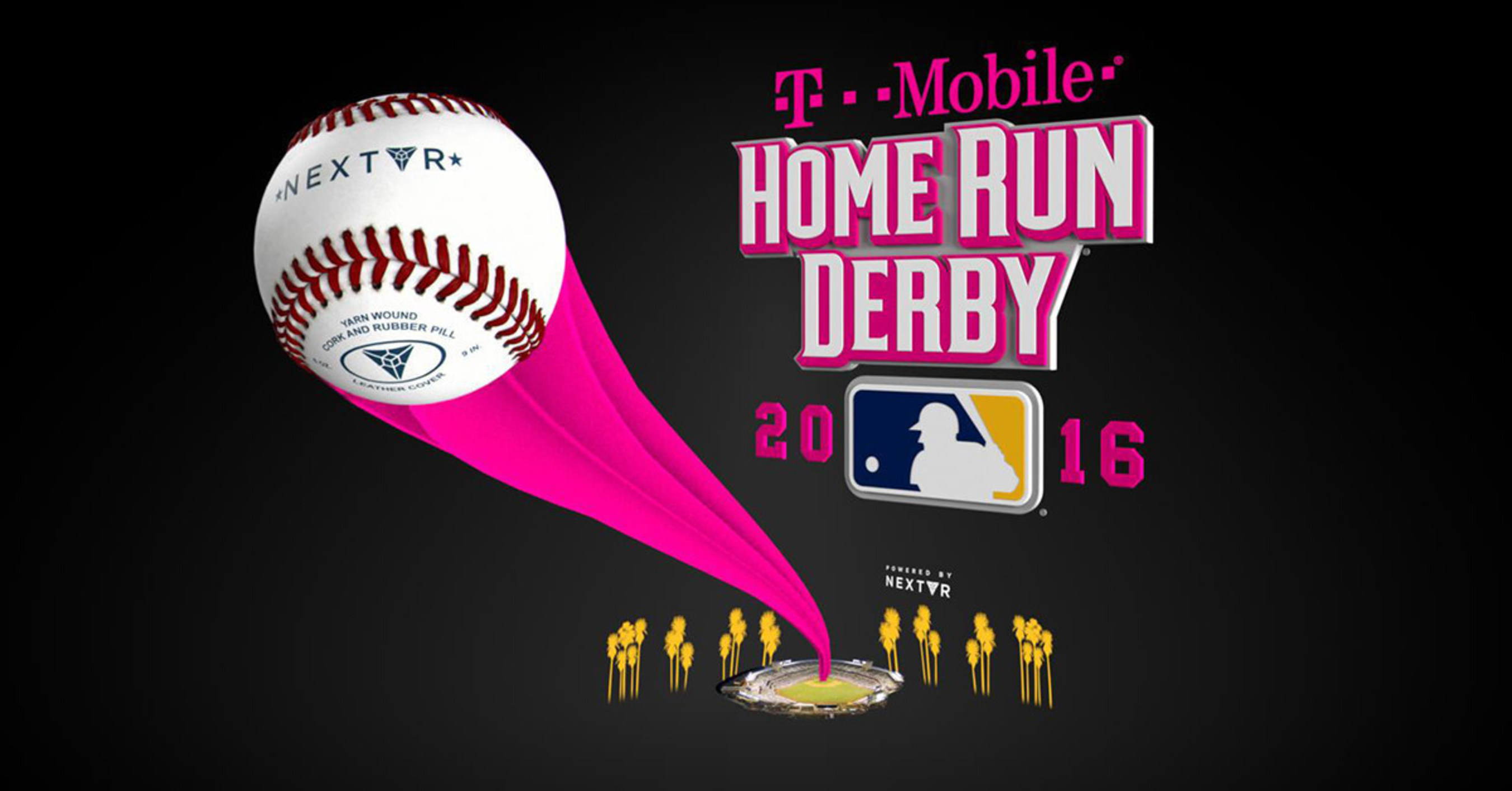 NextVR to Present Virtual Reality Experience of the 2016 T-Mobile Home Run Derby