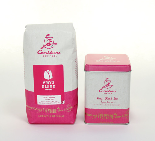 For the 18th Consecutive Year, Caribou Coffee Amy's Blend Program Honors Original Roastmaster &