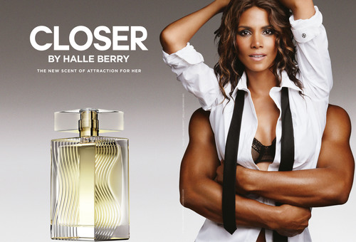 Coty Beauty Launches Closer By Halle Berry.  (PRNewsFoto/Coty Beauty)