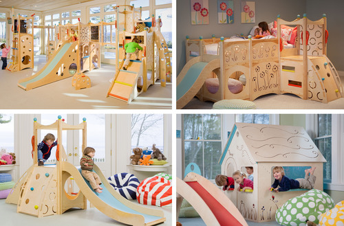 The Indoor Play Season is here! It's the time of year when kids spend increasing time each day indoors and ...