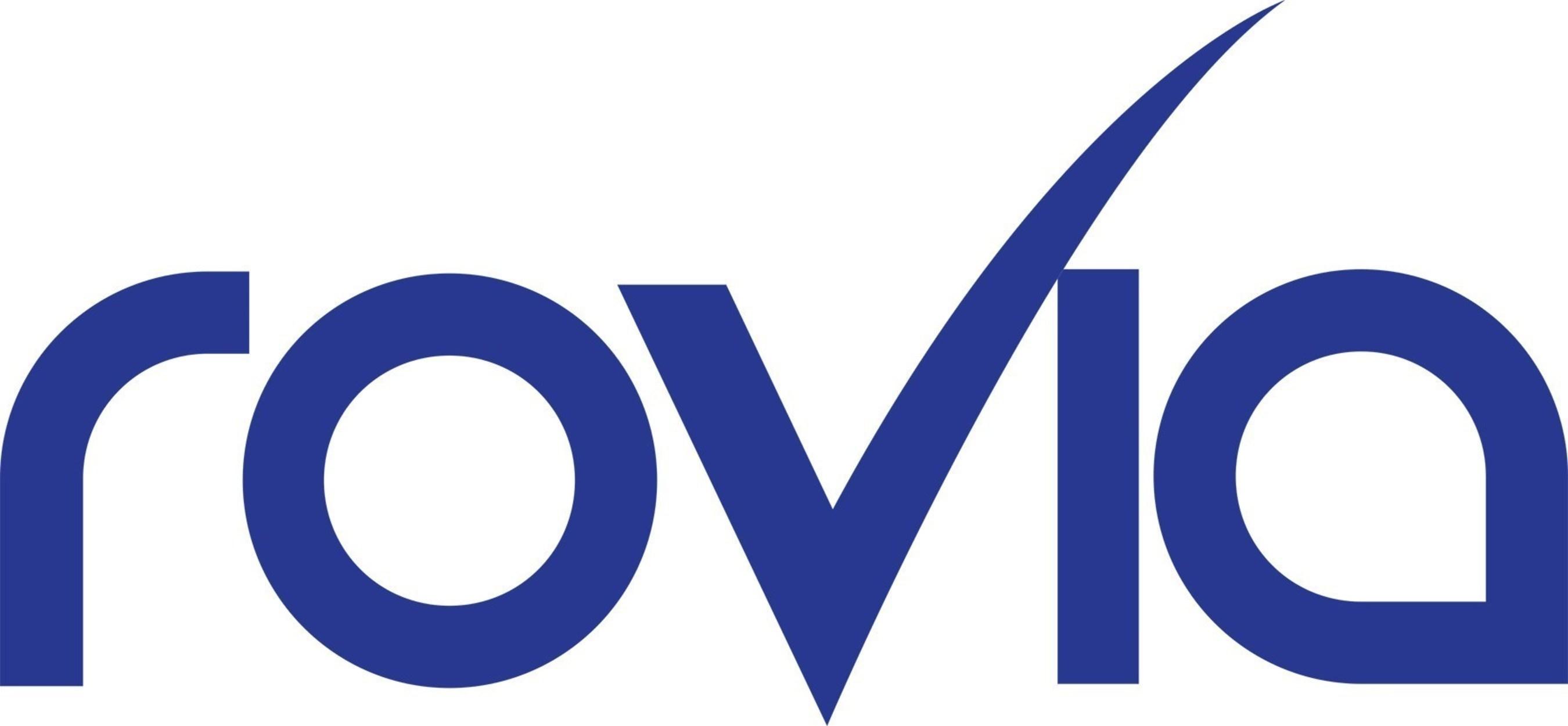 Rovia official logo