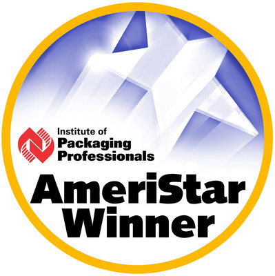 New LittleFoot(TM) Family of 100% Compostable Packaging Barrier Products Wins Highest Honor for Sustainability Innovation.  (PRNewsFoto/NewPage Corporation)