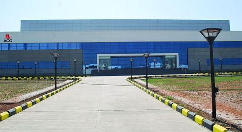 ACG Pithampur Factory (PRNewsFoto/ACG Worldwide)
