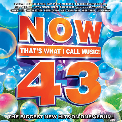 NOW That's What I Call Music! Celebrates Summer's Hottest Hits With 'NOW That's What I Call Music!