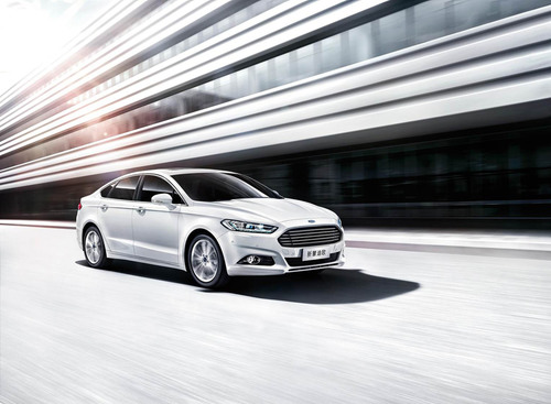 Ford China sales increase by nearly 50 percent in 2013, setting a new record. (PRNewsFoto/Ford Motor Company) (PRNewsFoto/FORD MOTOR COMPANY)