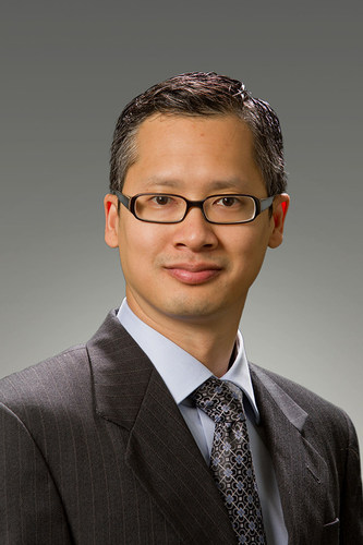 Daniel Le, M.D., orthopedic surgeon and joint specialist in Houston Methodist Orthopedics & Sports Medicine, ...