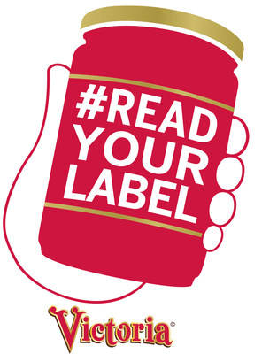 Victoria Fine Foods Launches the #ReadYourLabel Movement