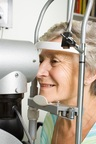 Regular eye exams are crucial in detecting changes in vision, which may be a symptom of a treatable eye disease or condition. (PRNewsFoto/American Academy of Ophth...)