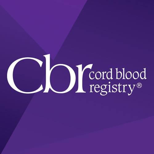 Cord Blood Registry logo. (PRNewsFoto/Cord Blood Registry and Viacord) (PRNewsFoto/CORD BLOOD REGISTRY AND ...