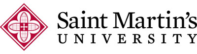 Saint Martin's University is an independent four-year, coeducational university located in Lacey, Washington. Established in 1895 by the Catholic Order of Saint Benedict, the University is one of 14 Benedictine colleges and universities in the United States and Canada, and the only one west of the Rocky Mountains.  (PRNewsFoto/Saint Martin's University)