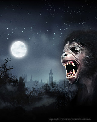 """AN AMERICAN WEREWOLF IN LONDON"" TAKES A BITE OUT OF ""HALLOWEEN HORROR NIGHTS"" AT UNIVERSAL STUDIOS HOLLYWOOD IN AN ALL-NEW SINISTER MAZE INSPIRED BY UNIVERSAL PICTURES' ACADEMY AWARD WINNING FILM."