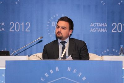 Ruslan Zhemkov - General Director of the EAMF