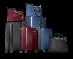 Sympatico is a coordinated collection that combines hard spinner cases with soft companion pieces. Take them together and get rolling or remove one and conveniently carry it with you.