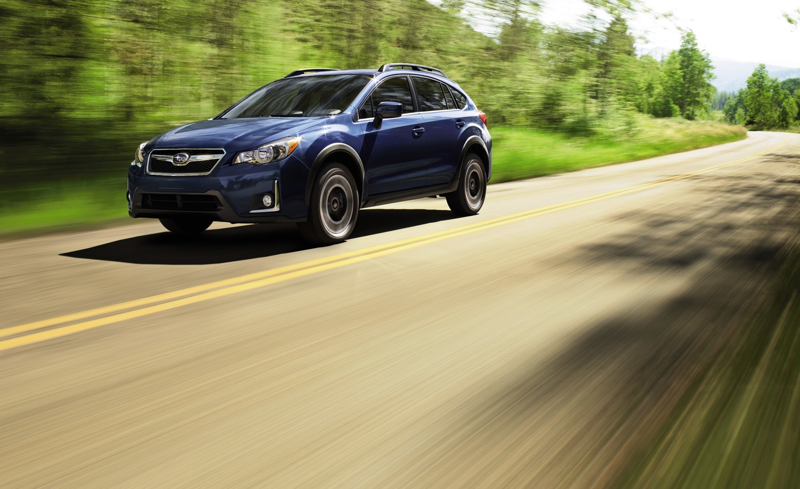 Subaru Announces Pricing On 2017 Crosstrek Models