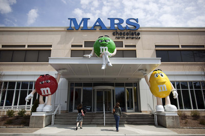 Based in McLean, Virginia, Mars has net sales of more than $33 billion, six business segments including Petcare, Chocolate, Wrigley, Food, Drinks, Symbioscience, and more than 75,000 Associates worldwide that are putting its Principles into action to make a difference for people and the planet through its performance.