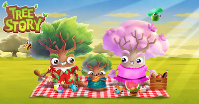 Tree Story on iOS and Android: Trees are critical to planet and human health, and now everyone can help plant trees just by playing a fun mobile game called Tree Story on Android and iOS. Created by former Disney Interactive game makers, this groundbreaking experience invites players to nurture virtual pet trees that translate to the planting of REAL trees globally by the game's impressive tree planting partners: U.S. Forest Service, The Nature Conservancy, Arbor Day, Project Learning Tree and Alliance for Community Trees