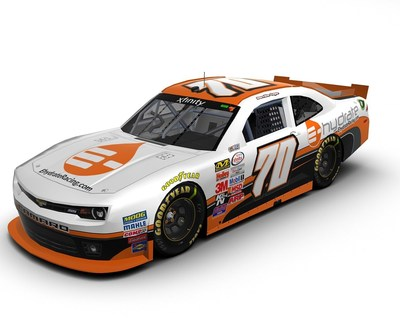 Derrike Cope Racing #70 and E-hydrate(R) (E-hydrate.com) are teaming up for the NASCAR Xfinity Series race as the primary sponsor at Texas Motor Speedway on November 7th.