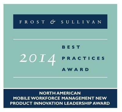 ClickButler Receives Frost & Sullivan New Product Innovation Leadership Award.