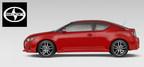Scion of Naperville is promoting the 2014 tC Scion as the top car comapred to its competitors. (PRNewsFoto/Scion of Naperville)
