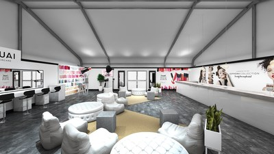 Sephora Collection Experience at Panorama Festival July 22-24 at New York City's Randall's Island Park (Image courtesy of Revolution Marketing)