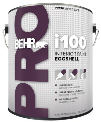 Behr paints introduces new platforms to better serve the for Behr pro paint