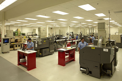 Pro-Dex, Inc., headquartered in Irvine CA, focuses on manufacturing manual and powered surgical instruments for leading Medical Device OEMs.  (PRNewsFoto/Pro-Dex, Inc.)