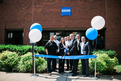 ZEISS Metrology Service Center Grand Opening in Nashville