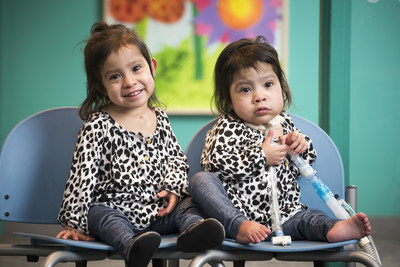 Mata twins celebrate one year after their historic separation
