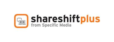 ShareShift PLUS from Specific Media.  (PRNewsFoto/Specific Media)
