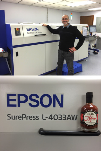 Middleton Printing Installs Epson SurePress and Transitions from Flexographic to Digital Printing. ...