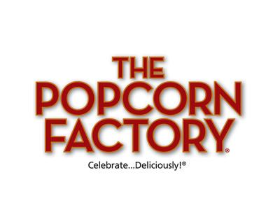 The Popcorn Factory Celebrates Chicago's Birthday With Chicago Flavors Popcorn.  (PRNewsFoto/The Popcorn Factory)