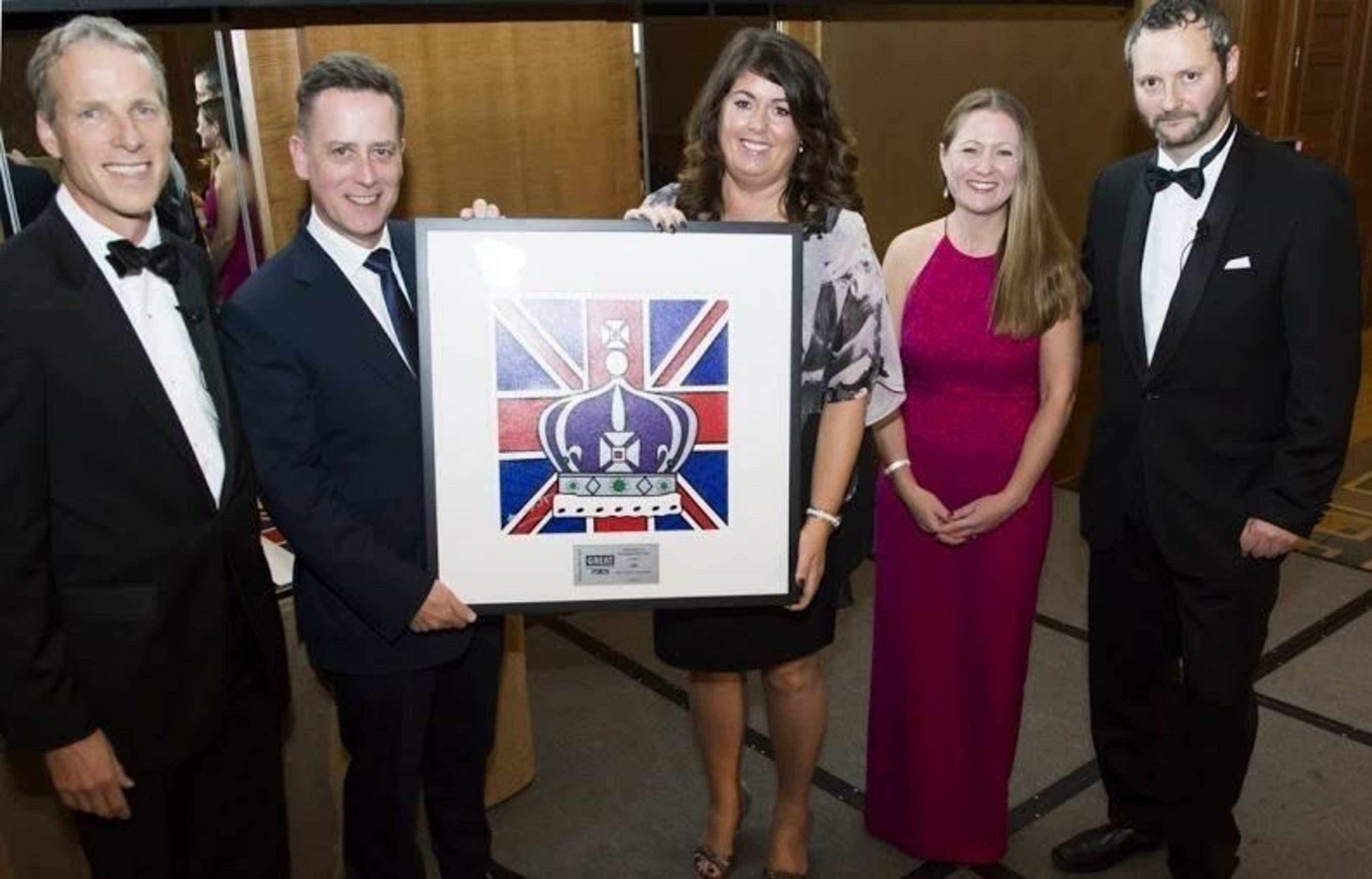 G4S Receives Prestigious Innovation in Business Services Award