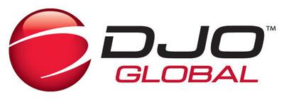 DJO Global logo.  (PRNewsFoto/DJO Global, Inc.)
