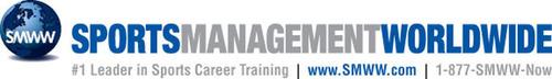 Sports Management Worldwide is the #1 leader in sports career training.  (PRNewsFoto/Sports Management Worldwide)