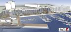 DeWitt Carolinas' Pier 33 Apartments concept sketch by J. Davis Architects.  (PRNewsFoto/DeWitt Carolinas, Inc.)