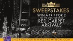 See an Oscars(R) -nominated Best Picture film at participating Regal Theatres through February 27 to win a trip to the 2017 red carpet arrivals. Image Source: Regal Entertainment Group