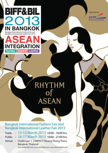 BIFF&BIL 2013 Set to Rock the Fashion World with the 'Rhythm of ASEAN'