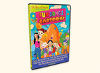 Yoga Icon Wai Lana Releases New Fun Songs Cartoons DVD for Kids