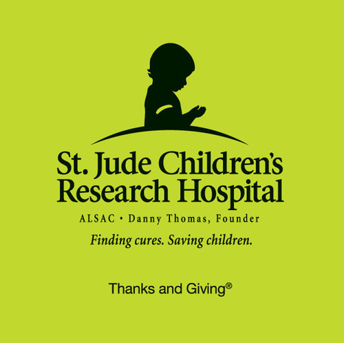 St. Jude Children's Research Hospital launches 9th Annual St. Jude Thanks and Giving campaign.  (PRNewsFoto/ALSAC/St. Jude Children's Research Hospital)