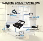 SURVIVING DAYLIGHT SAVING TIME - Five Ways You Can Spring Forward and Get Valuable ZZZZZ.