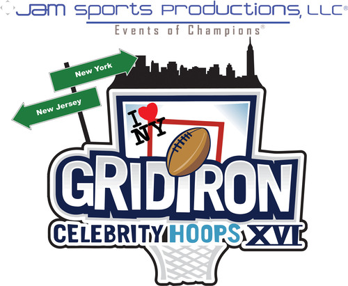 Jam Sports Productions 16th annual charity basketball event Big Game Weekend. Gridiron Celebrity Hoops XVI, to ...