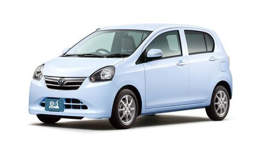 BorgWarner's Engine Timing Components Improve Fuel Economy for the Daihatsu Mira e:S