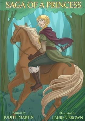 Saga of a Princess book cover
