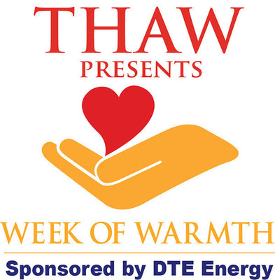 THAW and DTE Energy present Week of Warmth in Southeast MI Nov. 6 - 12, 2016