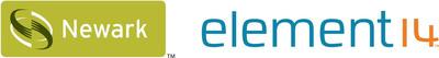 Newark / element14 logo.  (PRNewsFoto/Newark / element14)
