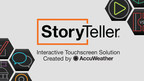 New Features for StoryTeller by AccuWeather