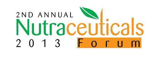 Nutraceuticals 2013 Logo (PRNewsFoto/UBM India)