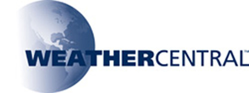 Weather Central Logo.  (PRNewsFoto/Weather Central)