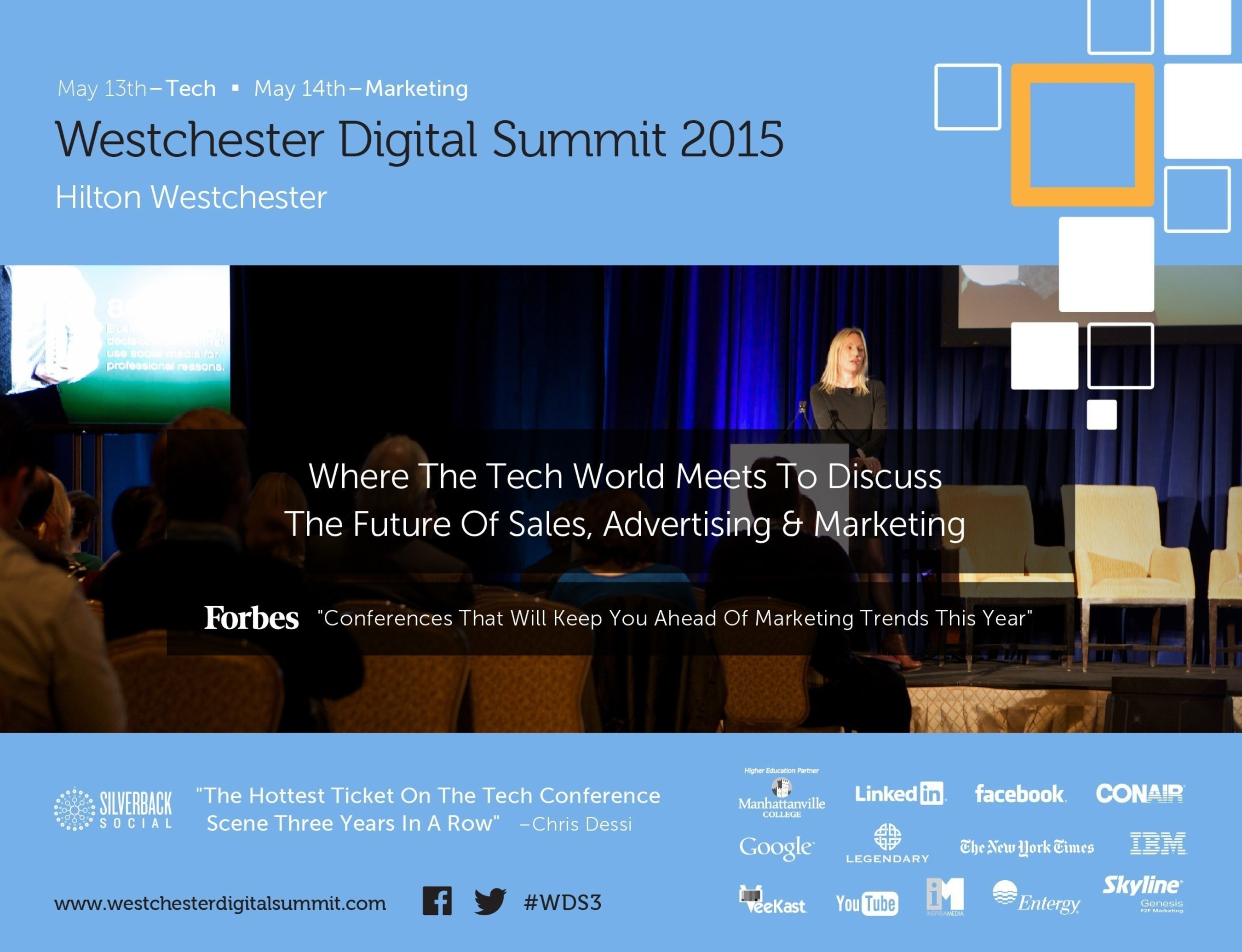 Forbes Ranks Westchester Digital Summit Among World's Elite