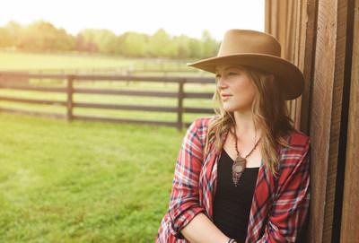 Nashville recording artist, Crystal BowersoxCredit: Carly Glass